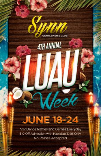 Luau Week
